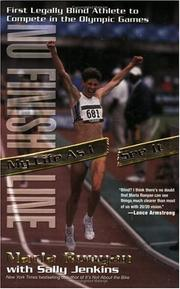 Cover of: No Finish Line: My Life As I See It