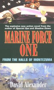 Cover of: From the halls of Montezuma
