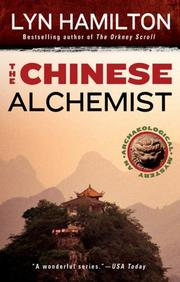 Cover of: The Chinese Alchemist