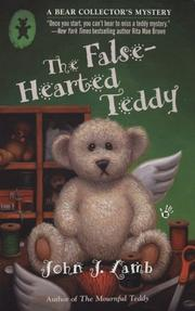 Cover of: The False-Hearted Teddy