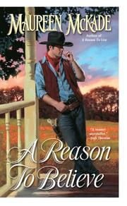 Cover of: A Reason to Believe