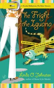 Cover of: The Fright of the Iguana | Linda O. Johnston