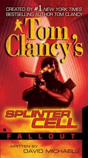Cover of: Tom Clancy's Splinter Cell | Tom Clancy