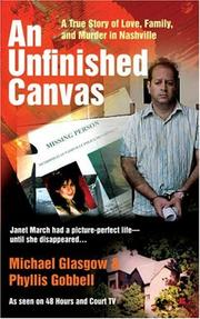 Cover of: An Unfinished Canvas | Michael Glasgow, Phyllis Gobbell