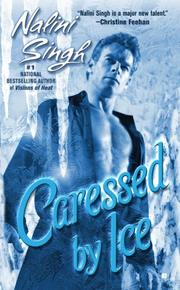 Cover of: Caressed By Ice (The Psy-Changeling Series, Book 3)