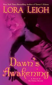 Cover of: Dawn's Awakening (The Breeds, Book 4)