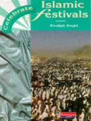 Cover of: Islamic Festivals (Celebrate!)