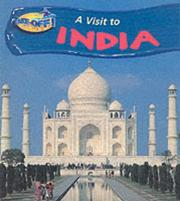 Cover of: India (Take-off!: Visit To...)