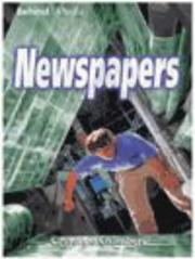 Cover of: Newspapers (Behind the Media)