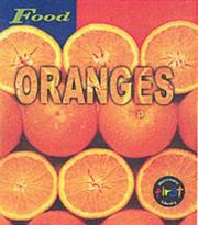 Cover of: Oranges (Food)