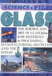 Cover of: Glass (Science Files)