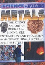 Cover of: Metals (Science Files)