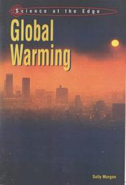 Cover of: Global Warming (Science at the Edge)