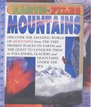 Cover of: Mountains (Earth Files)