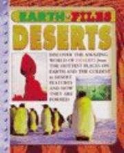 Cover of: Deserts (Earth Files)