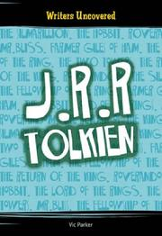 Cover of: J.r.r. Tolkien (Writers Uncovered) | Heinemann
