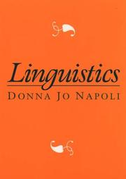 Cover of: Linguistics: an introduction