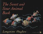 Cover of: The sweet and sour animal book | Langston Hughes