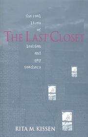 Cover of: The last closet | Rita M. Kissen