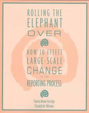 Cover of: Rolling the elephant over