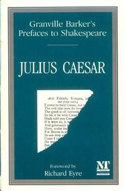 Cover of: Julius Caesar