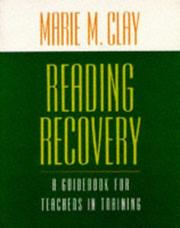 Cover of: Reading Recovery | Marie M. Clay