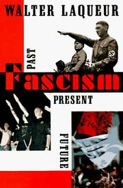 Cover of: Fascism: past, present, future