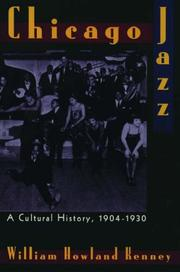 Chicago jazz by William Howland Kenney