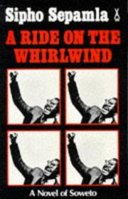 Cover of: A ride on the whirlwind