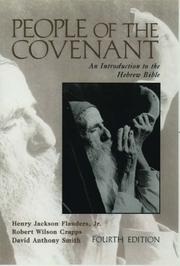 Cover of: People of the covenant