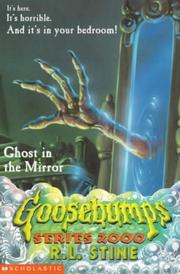 Cover of: GHOST IN THE MIRROR