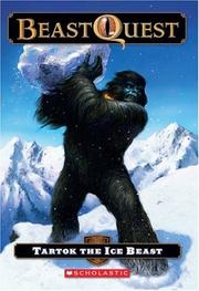 Cover of: Tartok The Ice Beast (Beast Quest) | Adam Blade