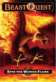 Cover of: Epos The Winged Flame (Beast Quest)