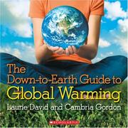 Cover of: Down-to-Earth Guide To Global Warming | Laurie David and Cambria Gordon