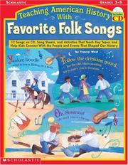 Cover of: Teaching American History With Favorite Folk Songs