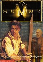Cover of: The Mummy: A Junior Novelization