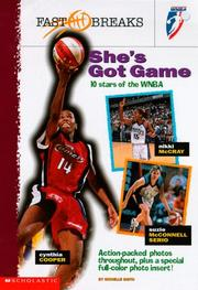 Cover of: She's got game
