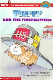 Cover of: Fluffy and the fire fighters