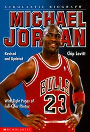 Michael Jordan by Chip Lovitt