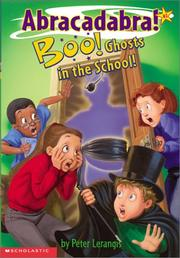 Cover of: Abracadabra #02: Boo! Ghosts In School (Abracadabra) (Abracadabra)