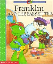 Cover of: Franklin and the babysitter