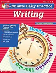Cover of: 5-Minute Daily Practice: Writing