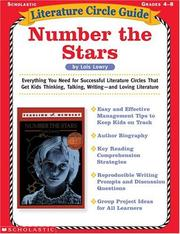 Cover of: Literature Circle Guide: Number the Stars  by Tara McCarthy