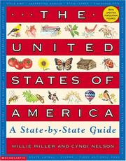 Cover of: United States Of America | Millie Miller