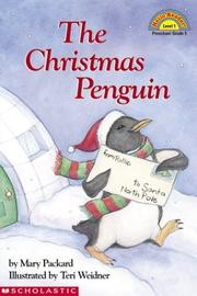 Cover of: Christmas Penguin, The | Mary Packard
