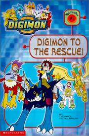 Cover of: Digimon to the rescue!