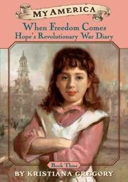 Cover of: When freedom comes