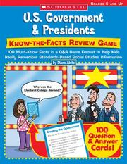 Cover of: Know-the-Facts Review Game | Diana Abitz