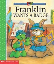 Cover of: Franklin wants a badge