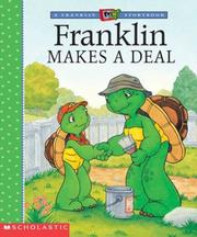 Cover of: Franklin makes a deal